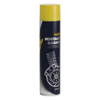 Средства для наружной очистки MANNOL 9672 Montage Cleaner