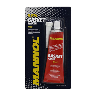 Герметик MANNOL 9914 Gasket Maker Red